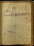 Letter from E. S. Babcock to Armour & Co.