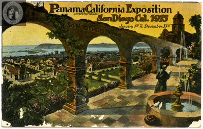Panama California Exposition, 1915