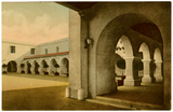 California Quadrangle, Exposition, 1915
