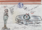 World War II Servicemen's Correspondence Collection, 1941-1945