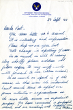 Letter from Richard L. Allphin, 1942