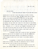 Letter from Charles S. Alexander, 1942