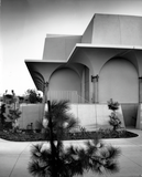 Aztec Center student union at San Diego State College, 1968