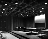 Conference room, Aztec Center, 1968