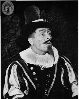 Unidentified Actor in Twelfth Night, 1949