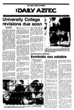 The Daily Aztec: Wednesday 03/29/1978
