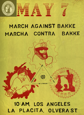 March against Bakke