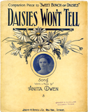 Daisies won't tell, 1908